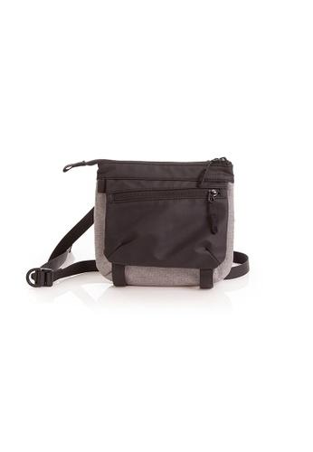 RYZ grey RYZ Convenient Sling Pouch Grey Bag. BEB6AACA5BA209GS_1