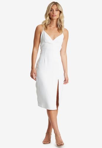 BWLDR white Hira Dress 81DF3AA41CE9DCGS_1