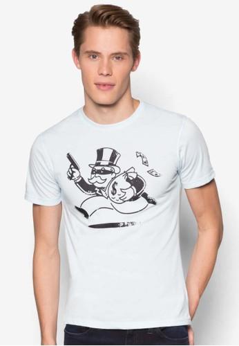 Monopoli Gresprit香港門市aphic T-Shirt, 服飾, 印圖T恤