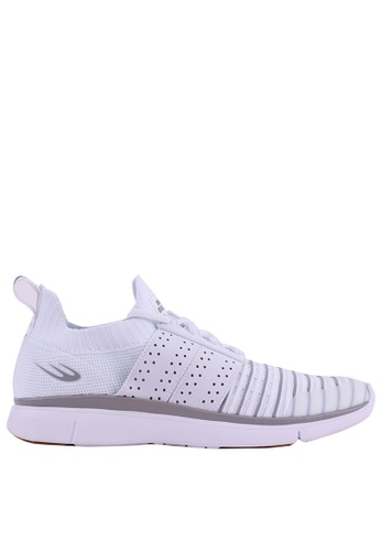 World Balance white Weave Drifter Mens Sneakers 6A7A6SHE91C8C0GS_1