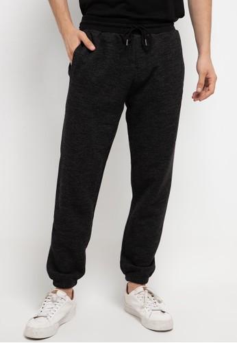 Billabong black Balance Pants Cuffed 4F6DCAAA9F8596GS_1