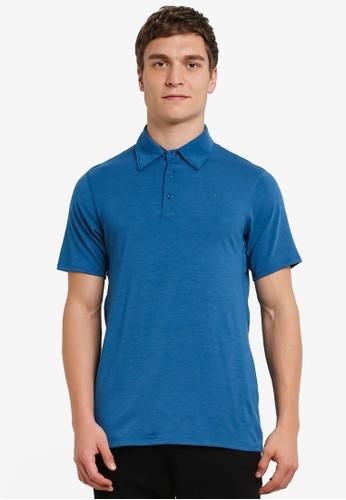 Patagonia blue Cactus Flats Polo Shirt PA549AA0RQBJMY_1