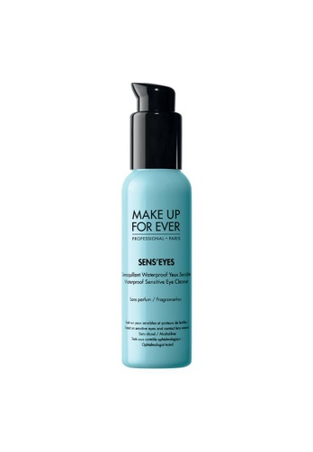 MAKE UP FOR EVER blue SENS'EYES - Waterproof Sensitive Eye Cleanser 100ML 20504BE3AE289AGS_1