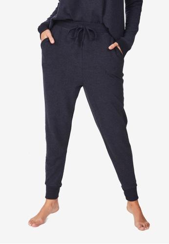 Cotton On Body blue Supersoft Slim Pants 22ACBAA6679888GS_1
