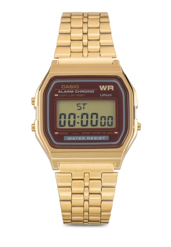 Casio gold Casio Digital Watch CA843AC55SKYMY_1