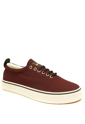 CDE red CDE Liam Prince Men Sneaker Burgundy CD965SH44EVFID_1