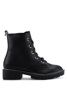 d5dc141f8f1 Shop Boots for Women Online on ZALORA Philippines