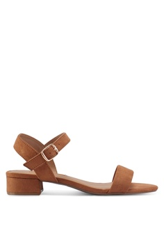 751dcb1ba2b Dorothy Perkins brown Tan Sprite Sandal Heels 720A4SH6DC67F7GS 1
