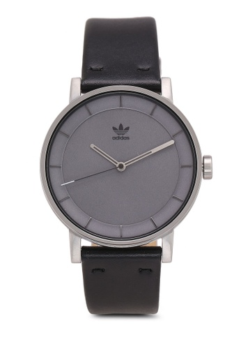adidas multi and silver adidas originals District L1 Watch B4E51AC6D28619GS_1