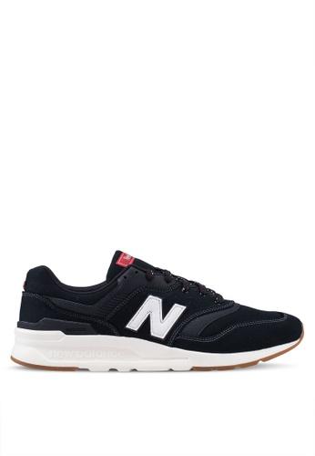 New Balance black 997H Lifestyle Shoes 45F60SH82CCDBDGS_1