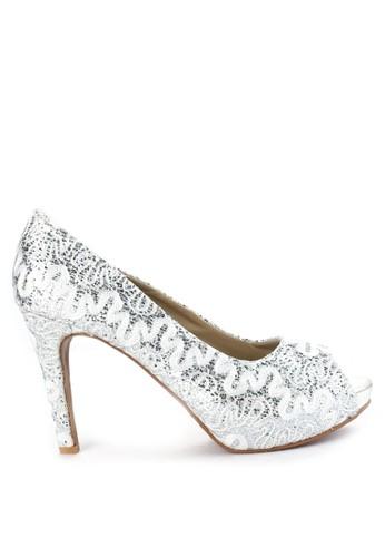 Andre Valentino silver Ladies Shoes 09658Az 211E8SH84D44D1GS_1