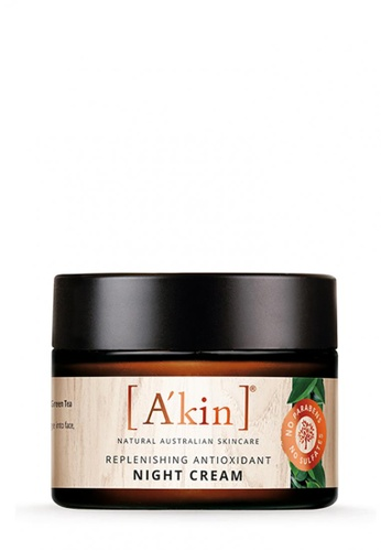 A'kin A'kin Replenishing Antioxidant  Night Cream AK523BE0SCZ9MY_1