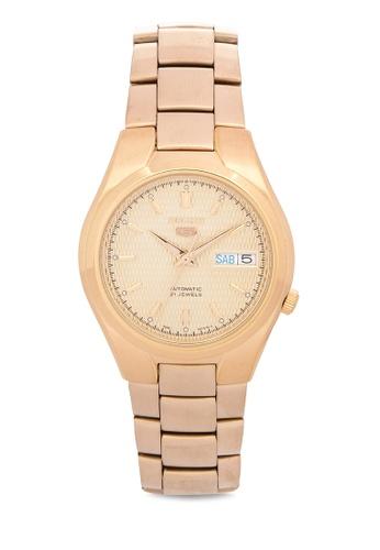 Seiko gold Analog Watch SNK610K1 SE746AC61KDMPH_1
