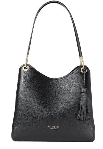 KATE SPADE black Kate Spade Loop Large Shoulder Bag in Black 4669EAC2BEF614GS_1