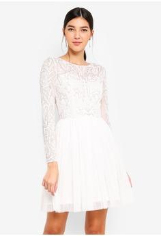 f160407aaa3 Little Mistress white White Prom Dress 772C0AA9B6D5F7GS 1