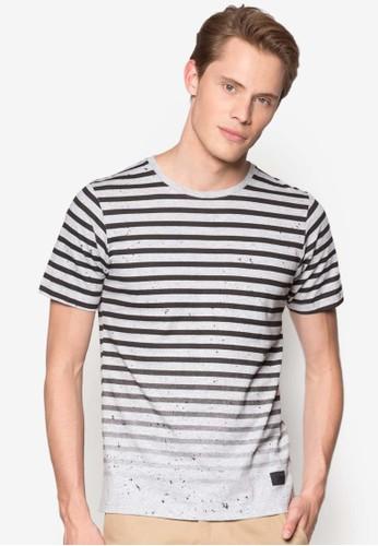 囚犯設計TEE, 服esprit 品牌飾, T恤