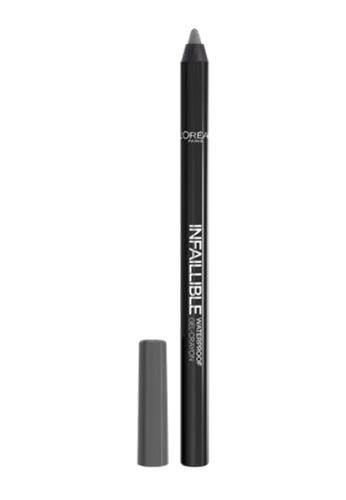L'Oréal Paris grey L'Oreal Paris Infallible Gel Crayon Eyeliner - 102 Grey Fever 6DBF3BE42C776FGS_1