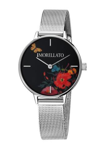 Morellato silver Ninfa Quartz Watch R0153141524 Silver Stainless Steel Strap 08497AC502556CGS_1