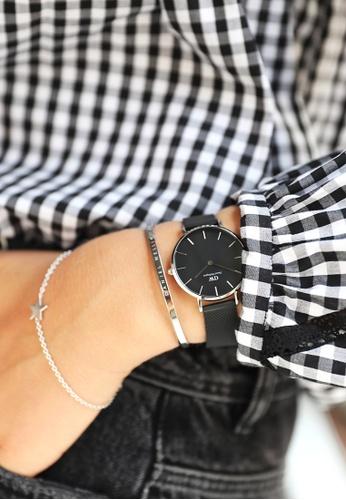 895a862eef3a3 Buy Daniel Wellington Classic Petite Ashfield Black Watch Online ...