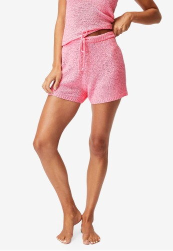 Cotton On Body pink Summer Lounge Shorts 528A0AAA3043FEGS_1