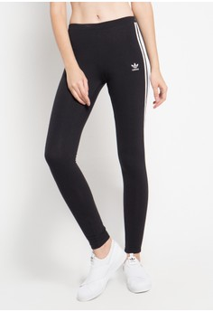 adidas leggings. adidas black originals 3str leggings ad349aa24udbid_1