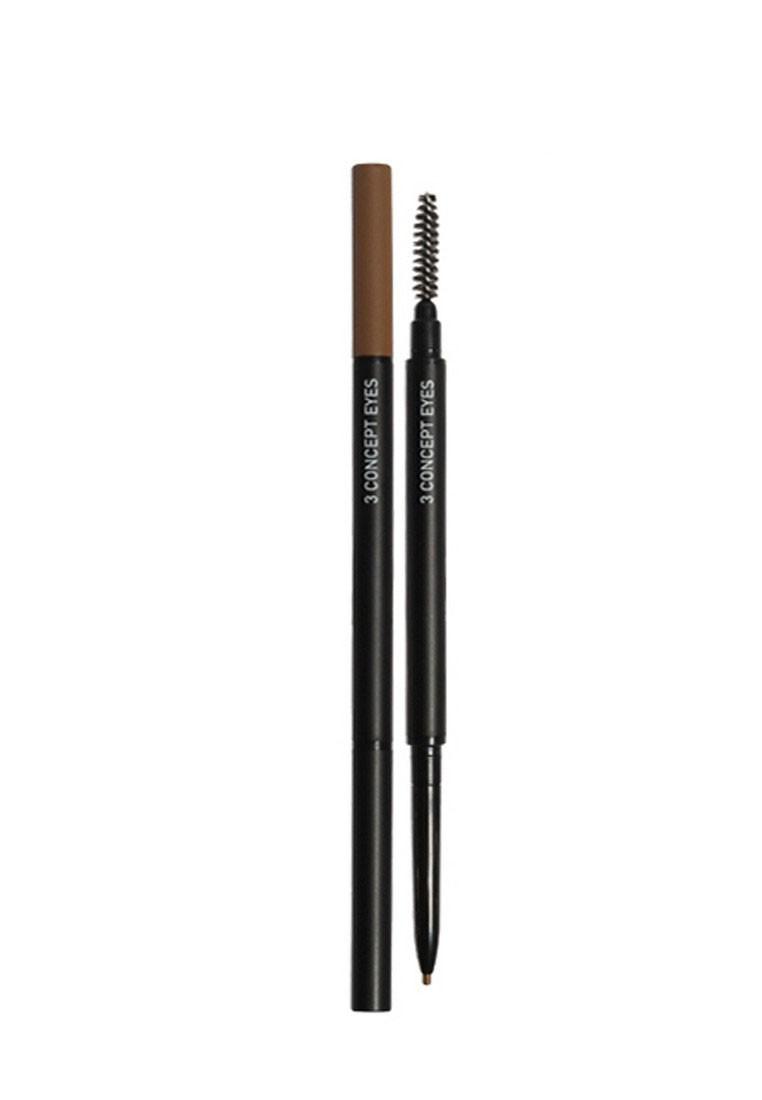 3CE Slim Eyebrow Pencil - Light Brown