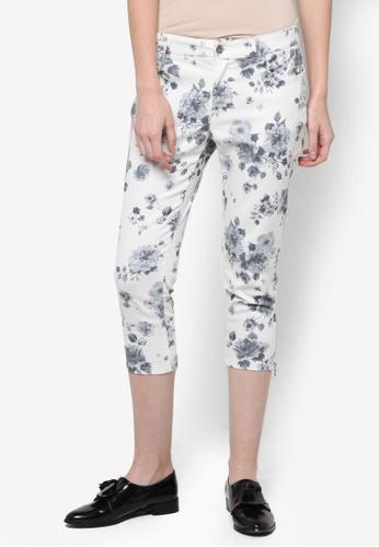 Chanira white Azure Pants CH087AA04BTJMY_1