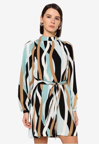 Vero Moda multi Molly Short Dress 300CAAADA7449DGS_1