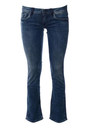 G-Star blue G-Star-Attacc Straight Leg Jeans-Blue 24C5CAAD698221GS_1