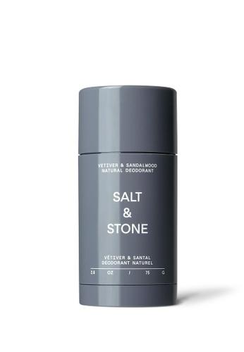 Salt & Stone Salt & Stone Natural Deodorant Vetiver & Sandalwood - Formula No2 544B0BE7768100GS_1