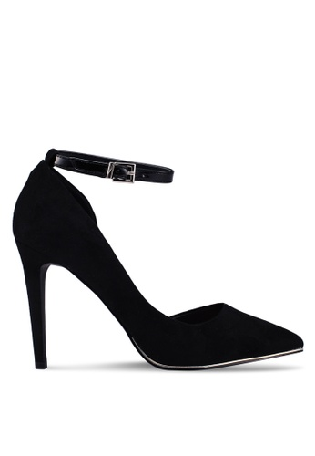 Call It Spring black Exerina Heeled Shoes 8A47FSH924AFFAGS_1