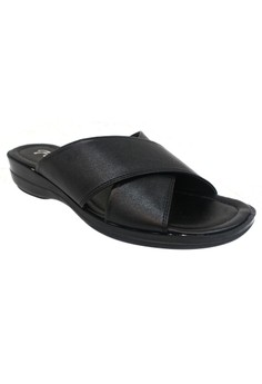 Floche Flat Slip-on Sandals 222