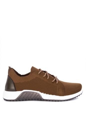 Mendrez brown Jerry Sneakers 32230SHFF6235CGS_1