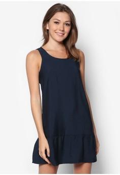 Back Vent Dress