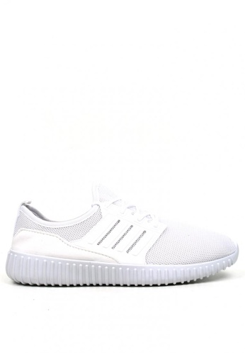 New York Sneakers white Kurt Men's Rubber Shoes E5FC9SH0272522GS_1