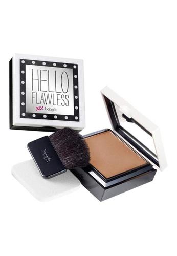 Benefit Hello Flawless! Powder Foundation - Beige BE433BE0FLRFSG_1