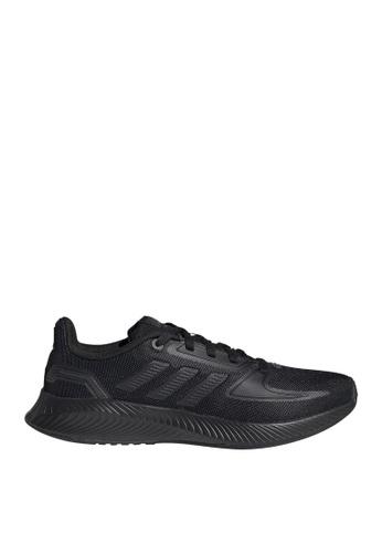 ADIDAS 黑色 runfalcon 2.0 k shoes B6CE1KSEF856F7GS_1