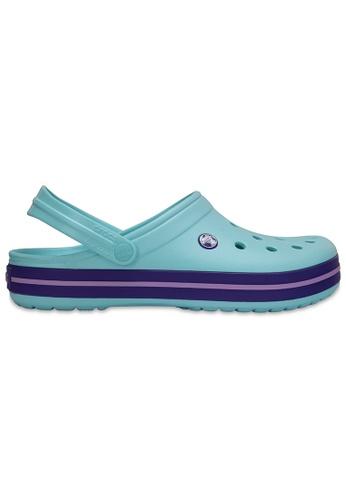 62191acf Buy Crocs Crocband™ Clog Iblu Online | ZALORA Malaysia