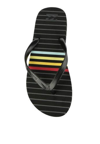Billabong black Spinner Thongs 06415SHAE3BEA0GS_1