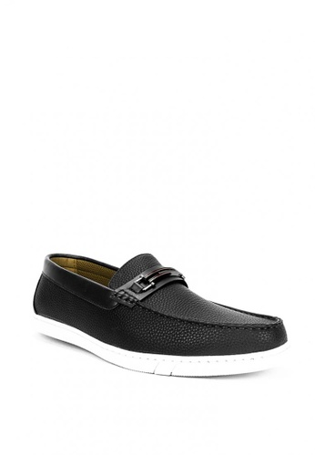 Mario D' boro Runway black Arvin Casual Shoes 60D6ESH72BB701GS_1