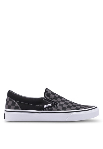 Buy VANS Checkerboard Slip-On Online on ZALORA Singapore 9a96d756a34f8