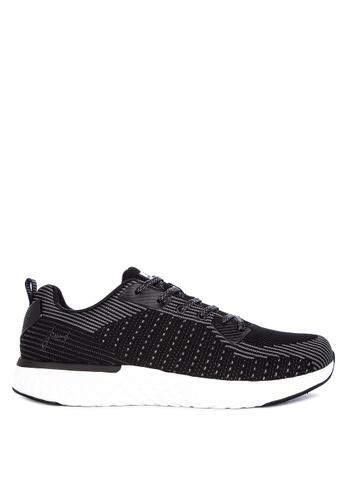 Jump black Kemp  Sneakers 56E8ESHA56B954GS_1
