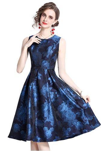 Sunnydaysweety white Thread Stripe Vest Dress Ca022412-0w 3413DAA42AC0EFGS_1