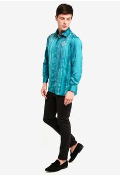 08d2f8bf6e7 Gene Martino Men s Batik Islamic Motif Shirt S  52.90. Sizes M L XL XXL