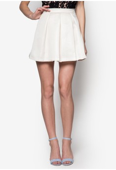Premium Fit & Flare Skirt