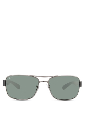 Ray-Ban black RB3522 Sunglasses RA896GL06GINMY_1