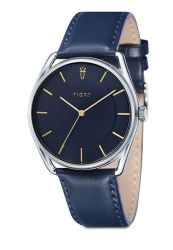 VIGDIC 三指針皮革esprit高雄門市錶, 錶類, 皮革錶帶