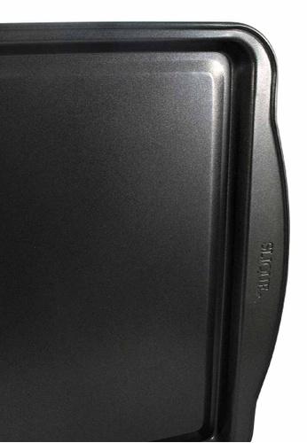 Slique black Premium Non-Stick Cookie Sheet Oven 5F680HLC36DCF5GS_1