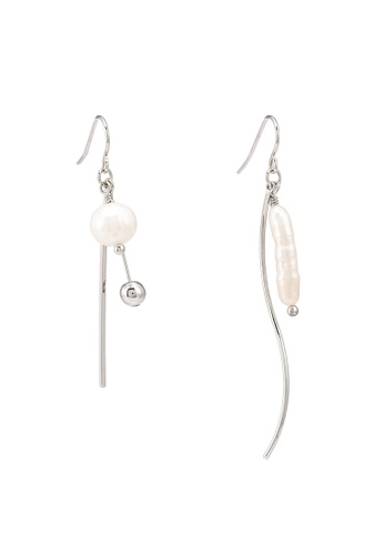 niko and ... silver Drop Earrings A94B5ACE8D259DGS_1