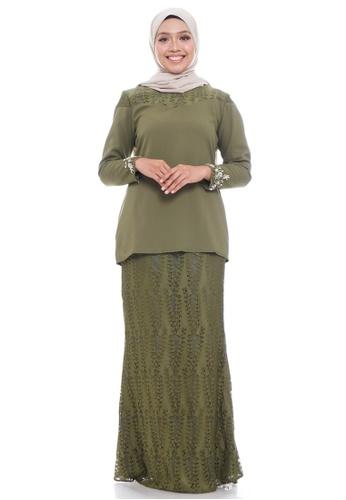 Ashura Nadia Lace Illusion Shoulder Kurung B3448AAD3528C4GS_1